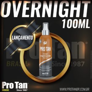pro tan overnight 100ml